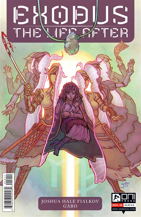 The Pull List Oni Press Releases (wednesday 17th December