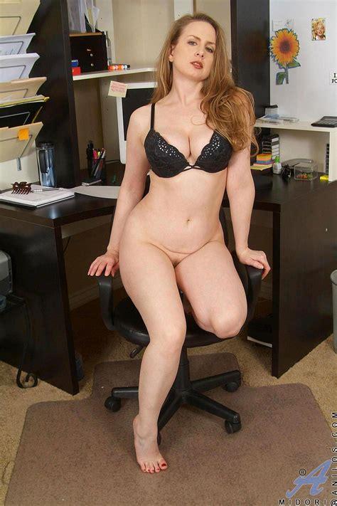 Busty Secretary Midori In Pantyhose Free Cougar Sex