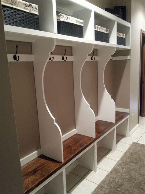 decor tips transitional mudroom lockers  bench