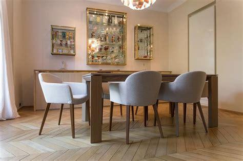 bureau wenge table et chaises de salle à manger design chaise idées