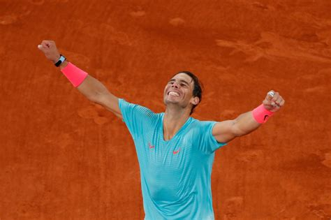 Nadal wins French Open to claim record-equalling 20th ...