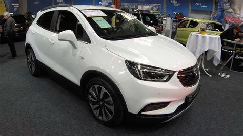 opel mokka x innovation opel mokka x innovation snow white colour walkaround and interior new model 2017