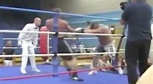 Eddie Hall Throws Man Across Ring | Muscle & Fitness