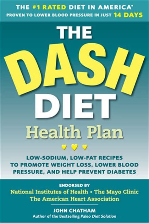 dash diet health plan  sodium  fat recipes