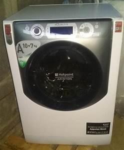 Machine A Laver 7kg : troc echange machine a laver s chante ariston hotpoint ~ Premium-room.com Idées de Décoration