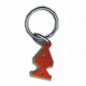delta chi letter keychain greek merchandise and gear With greek letter keychain