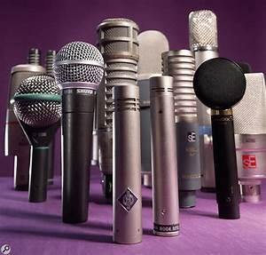Sos Guide To Choosing  U0026 Using Studio Microphones