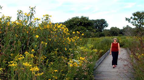 botanic gardens chicago best chicagoland nature trails 171 cbs chicago