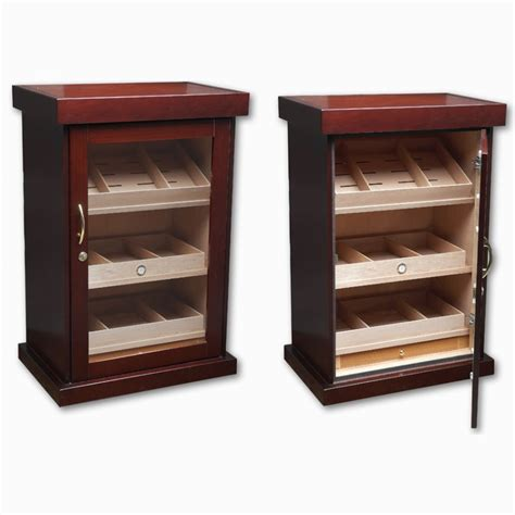 discount cigar humidor cabinets the bolivar