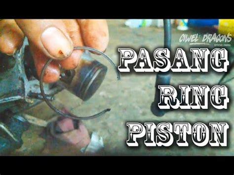 Cara Pasang Ring Seher by Cara Pasang Ring Piston 2 Tak Seher Blok Yamaha F1z R