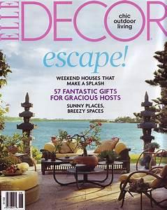 Elle Decor June 2008