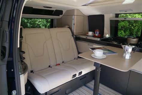mercedes  klasse marco polo fahrbericht facelift