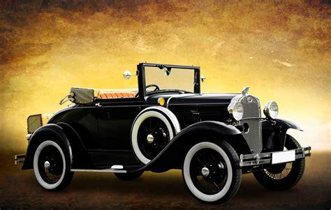 Old Car, Spotlight, Motor Vehicle, Vintage