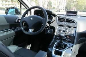 Peugeot 5008 Allure Business : photos peugeot 5008 thp allure interieur exterieur ann e 2012 monospace ~ Gottalentnigeria.com Avis de Voitures