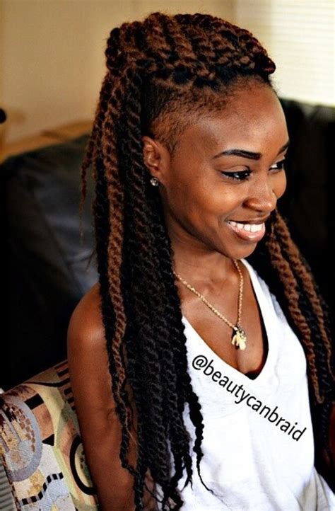hairstyle crush marley havana twists images