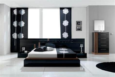 deco chambre noir et blanc la d 233 coration noir et blanc vous surprenda avec style et chic