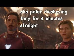 Peter Parker an... Peter Parker Father Quotes