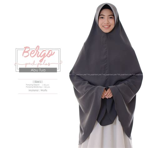 hijab syari panjang tutorial hijab terbaru