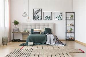 Decorating, The, Bedroom, With, Plants, Or, A, Botanical, Theme