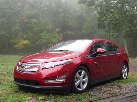 2013 Chevy Volt Software Update Required To Avert Delayed