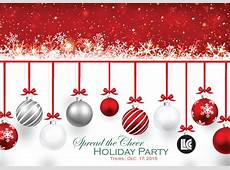 LincIN Save the date Holiday Party Dec 17, 24 pm