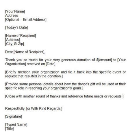 church donation receipt letter template sle thank you letter for donation to church template