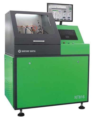 Crint816d Banc D'essai Diesel Common Rail Pour Injecteur