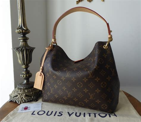 louis vuitton graceful pm  monogram sold