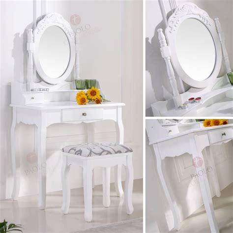 coiffeuse moderne pour chambre magnifique coiffeuse table de maquillage avec tiroirs et