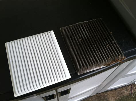 diy cabin air filter removal scion xb forum