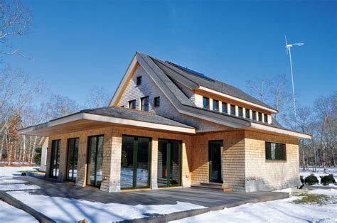 Serious Energy Savings With Passive House Design  Mother