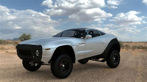 Top Gear Motors by Local Motors Rally Fighter Coming At Sema Gallery 330907