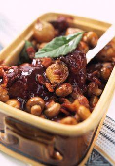 cuisiner le sanglier avec marinade marinade recette de gibier la daube de sanglier c