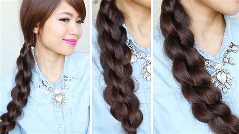 split twist braid tutorial easy braided hairstyles