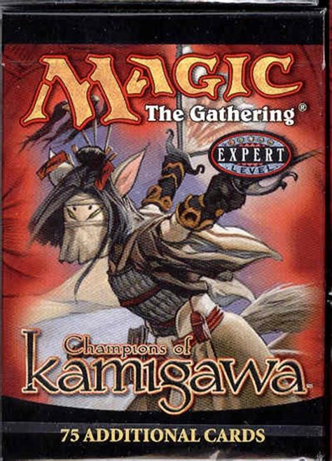 Mtg Chionship Decks 2014 by Magic The Gathering Chions Of Kamigawa Tournament