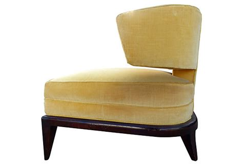 mid century modern upholstered club chair modernism
