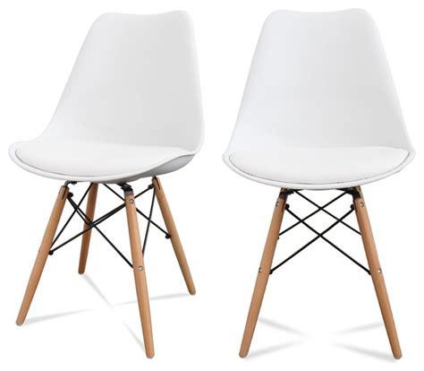 chaises de cuisine design chaise de cuisine scandinave