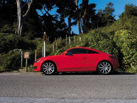 Audi Tt Coupe 2008 Pictures Exotic Car Pictures 06 Of 28