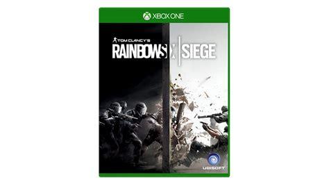 siege xbox one 1tb rainbow six siege bundle xbox