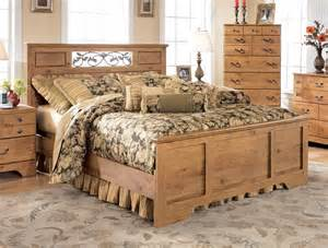 bittersweet panel bedroom set from ashley b219 55 51 98