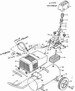 Campbell Hausfeld Lt500100 Parts Diagram For Air