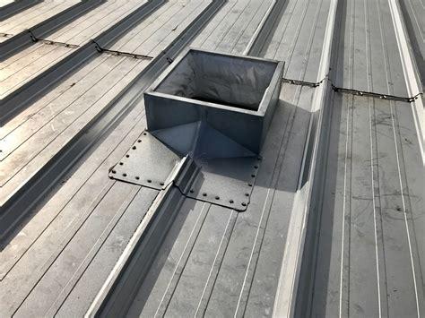 cupola roof roof curbs standard sheet metal