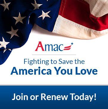 amac vs aarp amac the voice of americans 50 better for you better