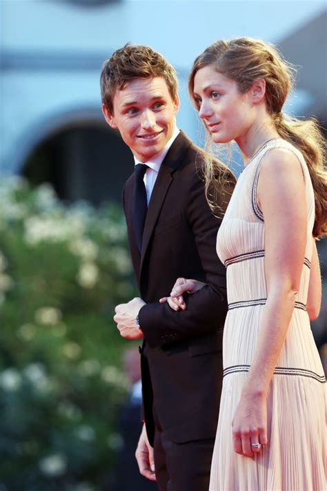Eddie Redmayne and Hannah Bagshawe Pictures Together ...