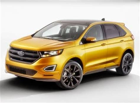 ford edge fuel economy lkm ford car review