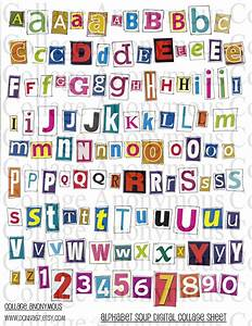 Alphabet photo collage driverlayer search engine for Collage alphabet letters