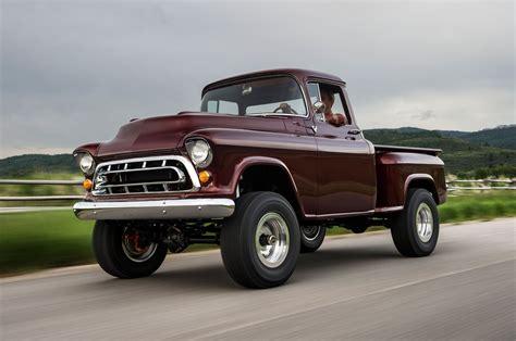 Split Personality The Legacy Classic Trucks 1957 Napco