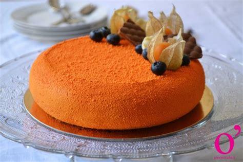 dessert fruit de la chocolat entremets chocolat vanille bleue et o cake