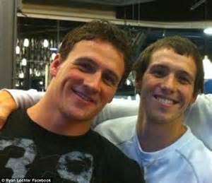 Ryan Lochte  Secret Nightmare Of Olympic Swimmer As Younger Brother Devon Is Busted For Selling