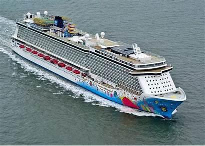 Norwegian Cruise Line Ship Satellite Pilot Tech